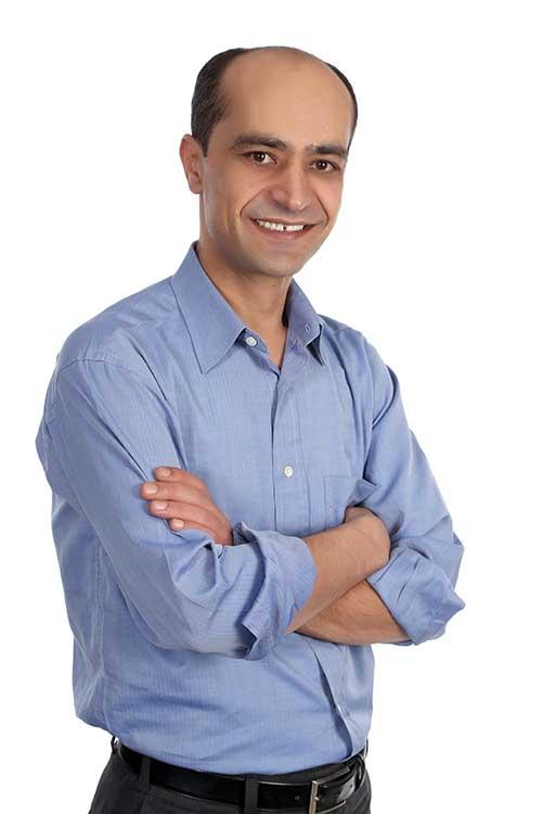 الدكتور : نضال عمرو